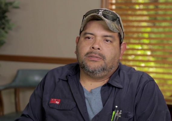 Carlos the father of a TMJ Surgery Patient